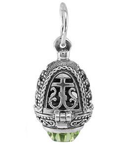 Кулоны, подвески, медальоны Серебро России 40-303R-53631
