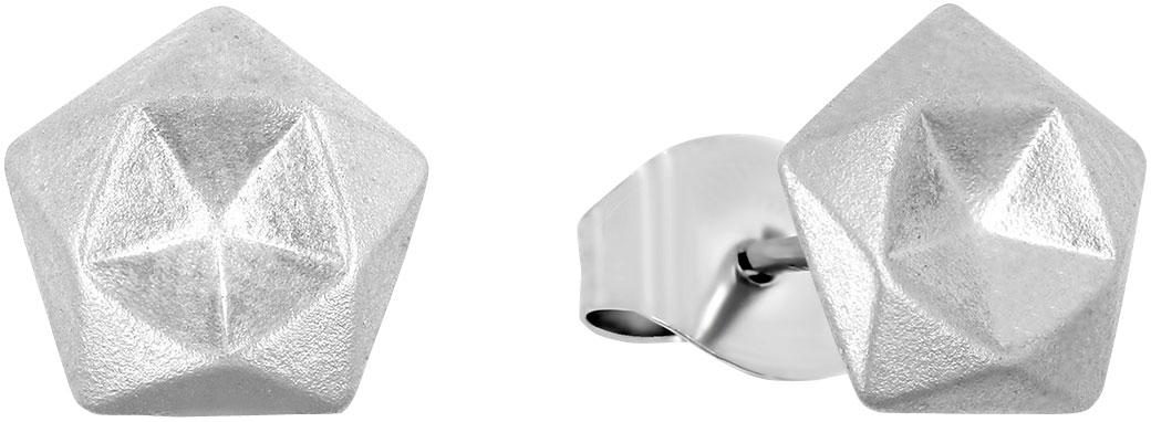 Серьги Серебро России E08896BR-72765 серьги серебро россии 2 050r110 68653