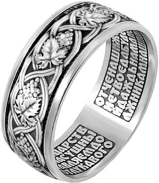 Кольца Серебро России K-033-62838