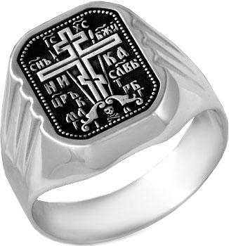 Кольца Серебро России K-063-61080 кольца серебро россии r 1045r403 69072