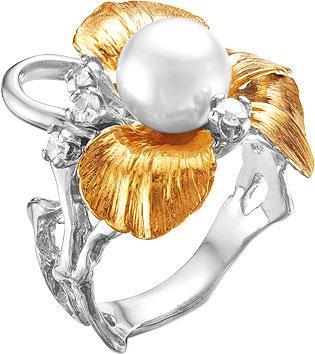 Кольца Серебро России K-1391001RZ100100-54255