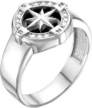 Кольца Серебро России K-2060-51611