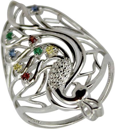 все цены на Кольца Серебро России K-3243R-43622 онлайн
