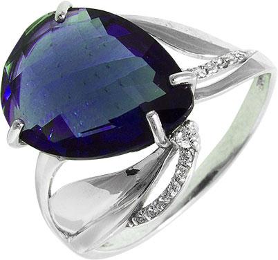 все цены на Кольца Серебро России K-3348R-41250 онлайн