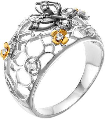 Кольца Серебро России K-3404RZ00-55476