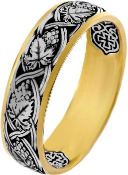 Кольца Серебро России KZH-038-62837