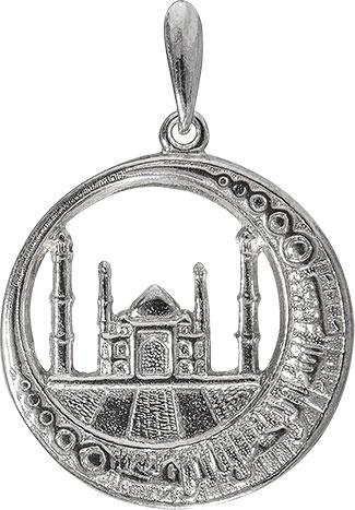 Кулоны, подвески, медальоны Серебро России MP-02-68825 ювелирные подвески серебро россии подвеска