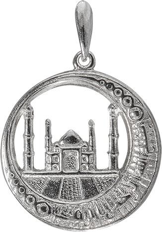 Кулоны, подвески, медальоны Серебро России MP-02R-32638 ювелирные подвески серебро россии подвеска