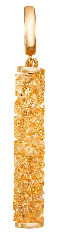 Кулоны, подвески, медальоны Серебро России P-01030Z-001GSHA-1043556