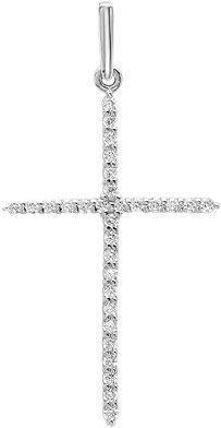 Крестики и иконки Серебро России P-035-45487