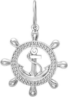 Кулоны, подвески, медальоны Серебро России P-042-47845