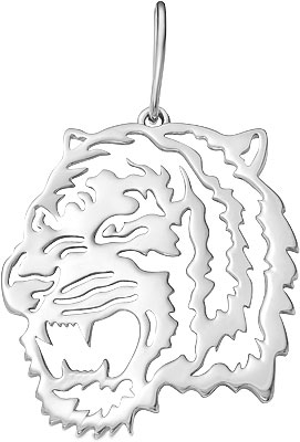Кулоны, подвески, медальоны Серебро России P-1025R-51456