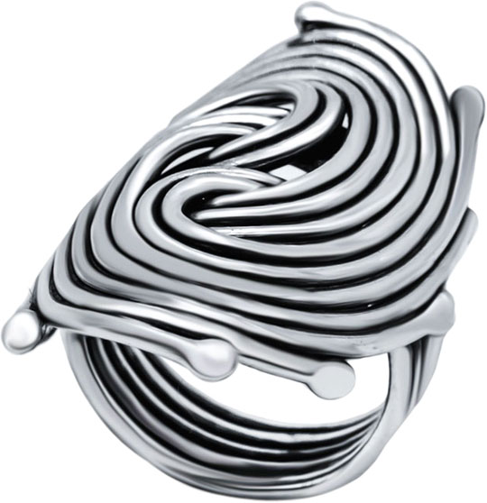 Кольца Silver Wings 010016-213-154