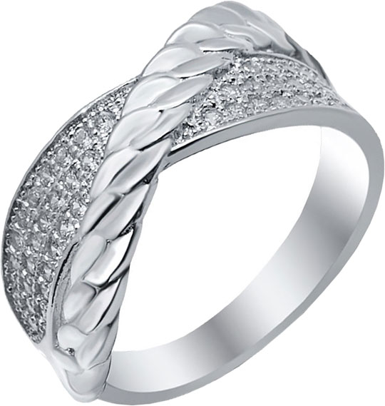 Кольца Silver Wings 01FYR12249-113