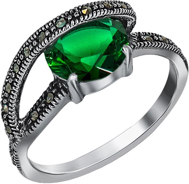 ювелирные кольца karmonia серебряное кольцо с марказитами Кольца Silver Wings 210021-267E-39