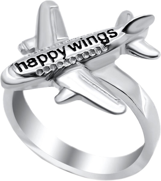 Кольца Silver Wings 21PHW01-113 silver wings кольцо 01fyr10646 113