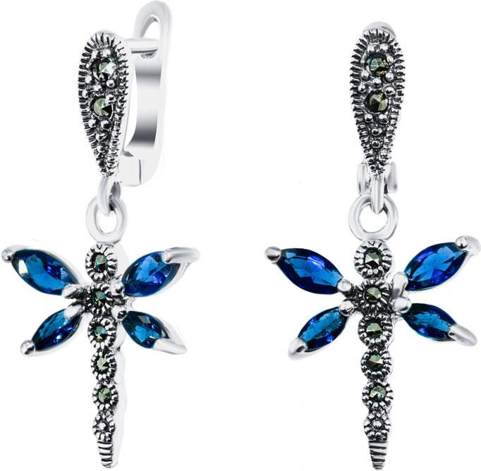 Серьги Silver Wings 220016C-39-257