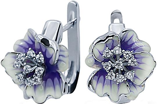 Серьги Silver Wings 22QSJSS00670-19 silver wings silver wings серьги 02qefxd00341 19