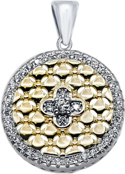 Кулоны, подвески, медальоны Silver Wings 23SET10943gp-113