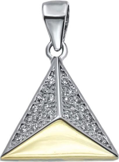 Кулоны, подвески, медальоны Silver Wings 23SET11086gp-113 кулоны подвески медальоны silver wings 23set12755gp 113