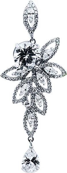 Кулоны, подвески, медальоны Silver Wings 23SET7580-113 подвеска silver wings цвет бордовый page 2