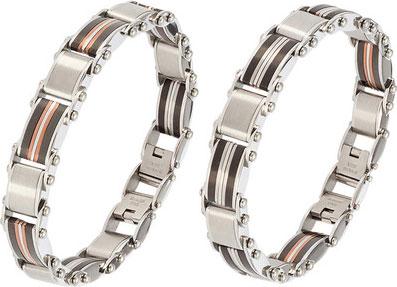 Браслеты SJW CBL4913-13 sjw женский стальной браслет со вставками cb030