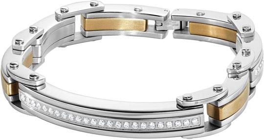 Браслеты SJW SB046-Z44 sjw женский стальной браслет со вставками cb030