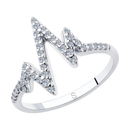 Серебряные кольца Кольца SKLV 94013094_s фото