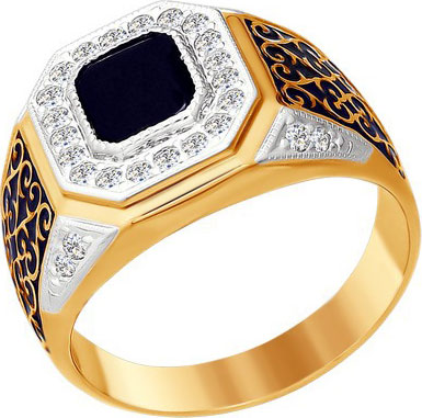 Кольца SOKOLOV 016134_s
