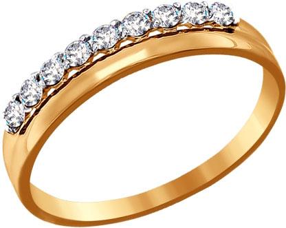 Кольца SOKOLOV 016670_s путешествие по золотому кольцу россии