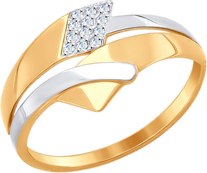 Кольца SOKOLOV 017259_s кольца sokolov 714842 s