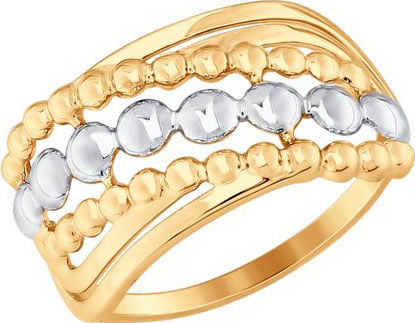 Кольца SOKOLOV 017617_s цена