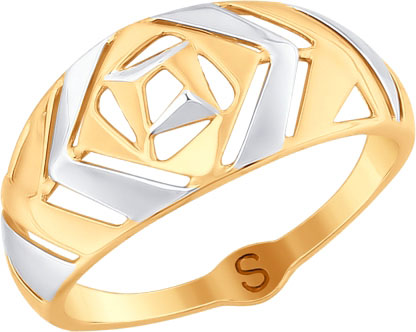 Кольца SOKOLOV 017691_s