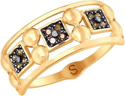 Кольца SOKOLOV 017848_s
