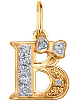 Кулоны, подвески, медальоны SOKOLOV 030652_s