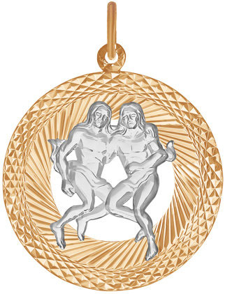 Кулоны, подвески, медальоны SOKOLOV 031201_s