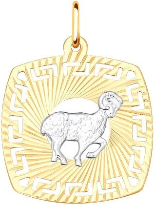 Кулоны, подвески, медальоны SOKOLOV 031634_s