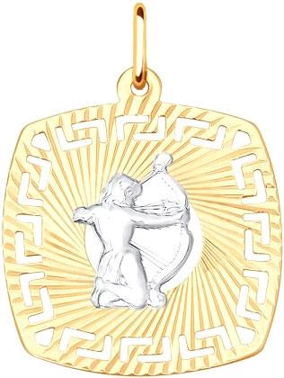 Кулоны, подвески, медальоны SOKOLOV 031642_s