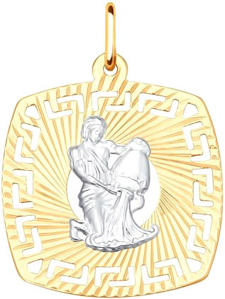 Кулоны, подвески, медальоны SOKOLOV 031644_s