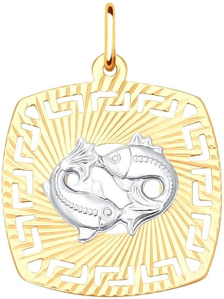 Кулоны, подвески, медальоны SOKOLOV 031645_s