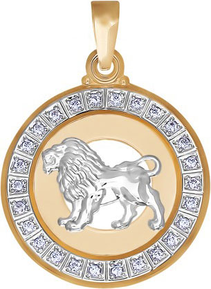 Кулоны, подвески, медальоны SOKOLOV 032495_s