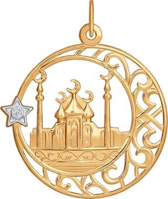Кулоны, подвески, медальоны SOKOLOV 034179_s