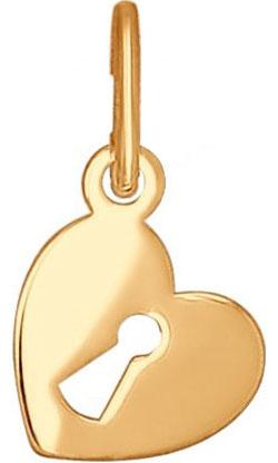 Кулоны, подвески, медальоны SOKOLOV 034668_s тостер kitchenaid 5kmt2204ems artisan
