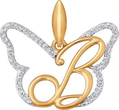 Кулоны, подвески, медальоны SOKOLOV 034685_s кулоны подвески медальоны sokolov 94031860 s