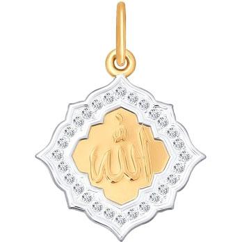 Кулоны, подвески, медальоны SOKOLOV 034839_s