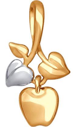 Кулоны, подвески, медальоны SOKOLOV 034992_s антистрессовая игрушка валик спи гусеница
