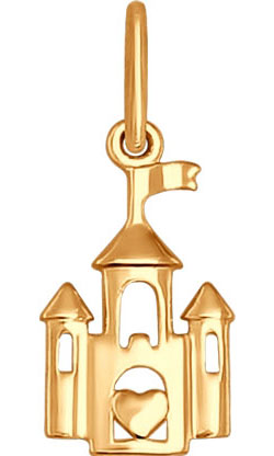 Кулоны, подвески, медальоны SOKOLOV 034999_s кулоны подвески медальоны sokolov 89030002 s