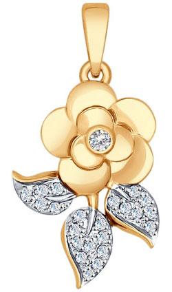 Кулоны, подвески, медальоны SOKOLOV 035026_s кулоны подвески медальоны sokolov 035318 s