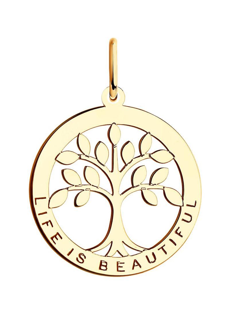 Кулоны, подвески, медальоны SOKOLOV 035031_s