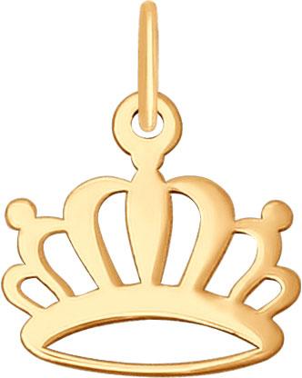 Кулоны, подвески, медальоны SOKOLOV 035137_s